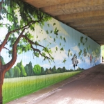 Cefn-Onn-mural