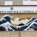 Fish-bar-mural