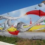 Road-runner-Graffiti