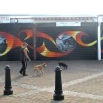 gelligaer-shutters-graffiti
