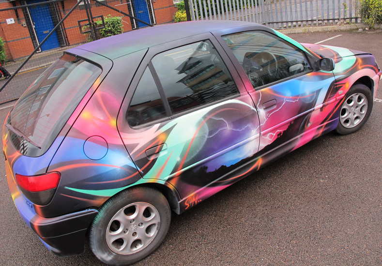 Car-Spray-art-2