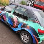 Car-Spray-art