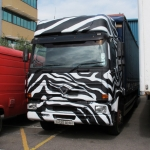 Tiger-truck