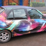 Car-artwork-cardiff