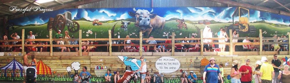 Peaceful Progress – Graffiti Art, Cardiff, Wales, UK. Graffiti workshops, commissions, vehicle artwork, bedroom murals, Graffiti artists for hire.