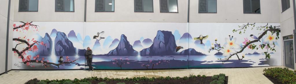 Llandough-Hospital-Mural