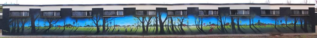 Pontcanna-mural