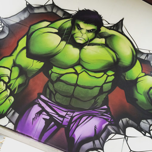 Hulk-Graffiti-Art