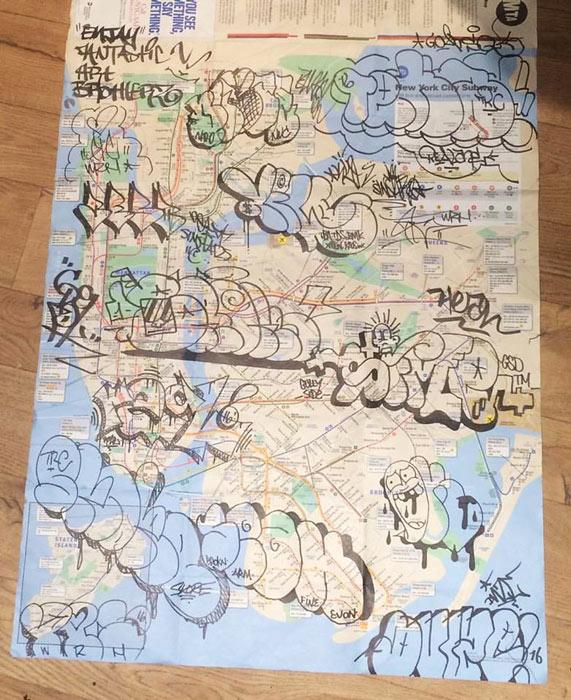 graffiti-map