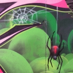 spider-graffiti