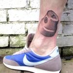 Graffiti-cap-tattoo