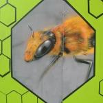 green-man-queen-bee