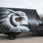 Graffiti-Cardiff-Mural-Van