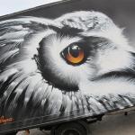 Owl-Graffiti-Van