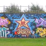sinstars-anniversary-wall